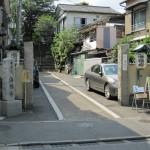 海福寺の入り口