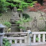 大円寺の境内風景