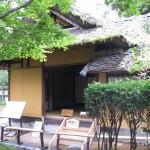 鶴ヶ城の茶屋