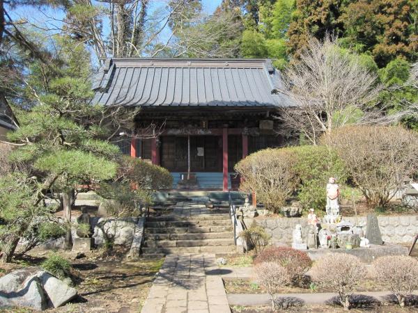 大平寺の本堂