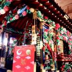鹿沼市木のふるさと伝統工芸館の山車