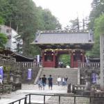 大猷院(日光山輪王寺)入口