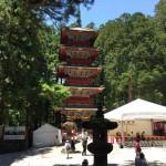 400年式年大祭の年 日光東照宮の石鳥居から陽明門まで 世界遺産