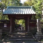 寿福寺(鎌倉五山三位)と北条政子、源実朝の墓