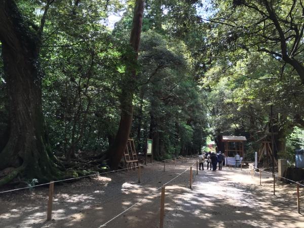 鹿島神宮の