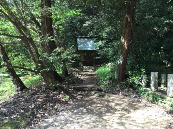 鹿島神宮の大黒社