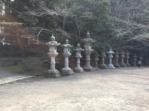 香取神宮の参道