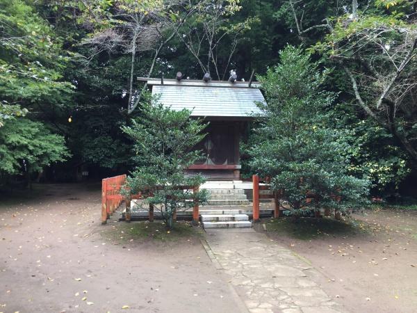 香取神宮の護国神社