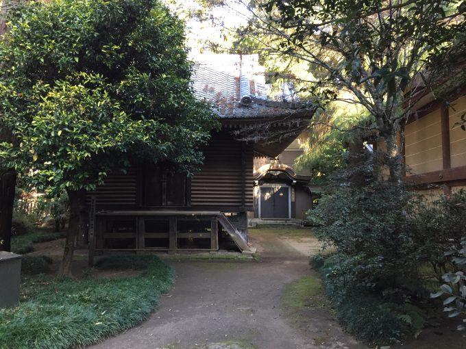 香取神宮の神庫