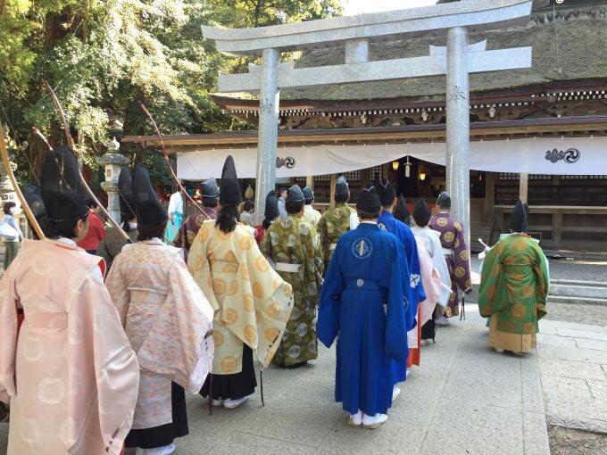 鹿島神宮の行事