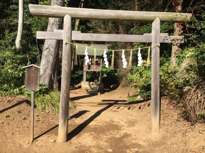 鹿島神宮の御厨社