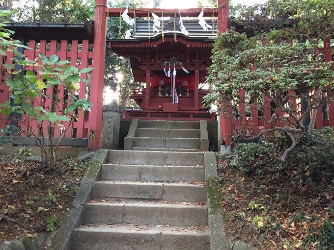 高尾山薬王院の浅間神社