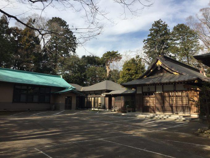 神崎神社(こうざきじんじゃ)境内