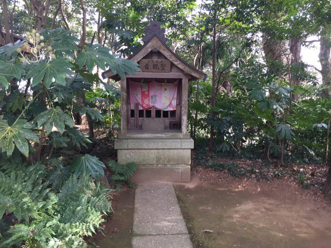 聖観音(神崎神社(こうざきじんじゃ))