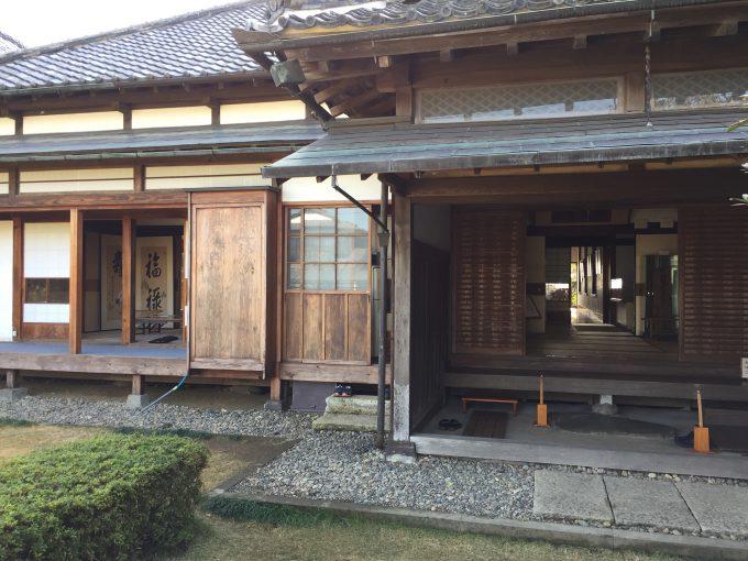 佐倉順天堂記念館の入り口