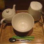 よつ葉ホワイトコージで朝食を カフェオレとワッフル 札幌パセオ店Hokkaidou 20121023 112808 150x150