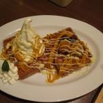 よつ葉ホワイトコージで朝食を カフェオレとワッフル 札幌パセオ店Hokkaidou 20121023 113105 150x150
