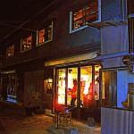 SHOZO黒磯本店 夜の外観 那須の黒磯のカフェTochigi 20120407 202243 150x150