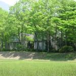 二期倶楽部のキッチンガーデンは日本一の朝食を支える場所、そして東館の遠景Tochigi 20120521 103818 150x150