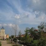 那須ガーデンアウトレット 空の景色Tochigi 20120910 162138 150x150
