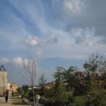 那須ガーデンアウトレット 空の景色Tochigi 20120910 162200 150x150