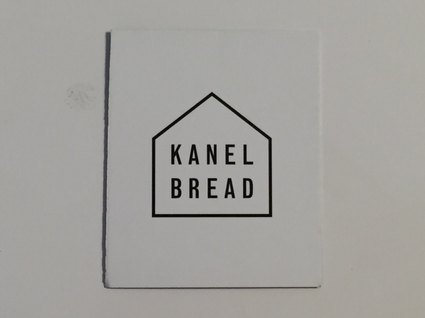 KANEL BREAD カード