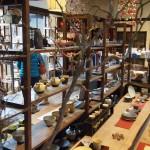 回廊ギャラリー 門 笠間焼 店が回廊になっているIbaraki 20140201 13444933180 150x150