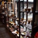 回廊ギャラリー 門 笠間焼 店が回廊になっているIbaraki 20140201 13473133180 150x150