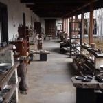 回廊ギャラリー 門 笠間焼 店が回廊になっているIbaraki 20140201 13491533180 150x150