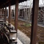 回廊ギャラリー 門 笠間焼 店が回廊になっているIbaraki 20140201 13493133180 150x150