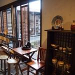回廊ギャラリー 門 笠間焼 店が回廊になっているIbaraki 20140201 13510733180 150x150