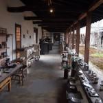 回廊ギャラリー 門 笠間焼 店が回廊になっているIbaraki 20140201 13550833180 150x150