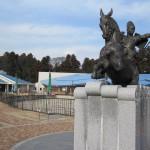 道の駅 那須与一の郷 裏に那須神社があるTochigi 20110306 150622 150x150