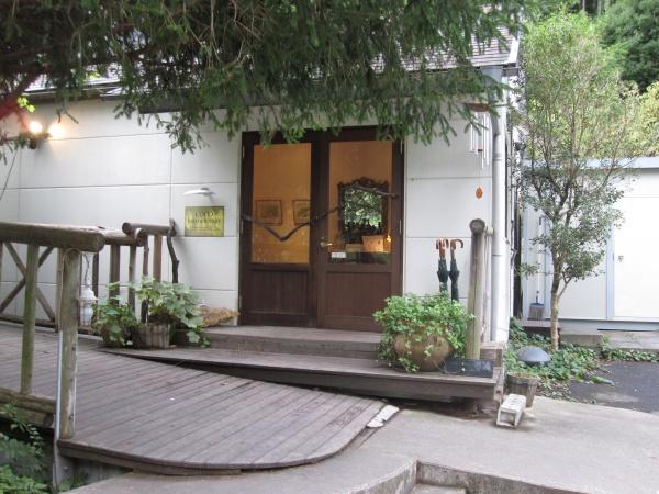 ココ・ファーム・ワイナリー入口