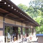 茶屋卯三郎の縁側