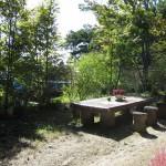 茶屋卯三郎の庭