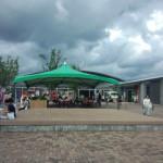 道の駅しもつけ 建物も綺麗でちょっとしたスーパーのようだTochigi 20140720 153845000 150x150
