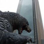 ゴジラがミッドタウンガーデンに出現!!Tokyo 20140719 08275033180 150x150