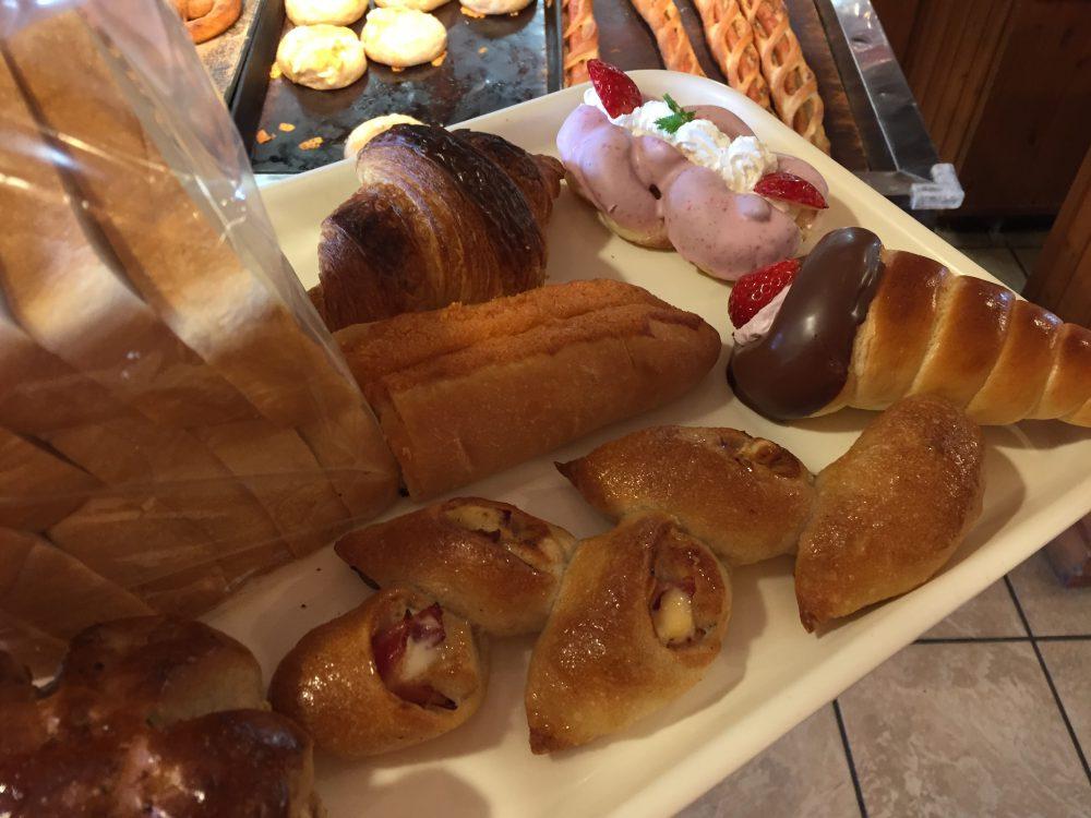 ピーターパン(小麦の丘)で購入したパン
